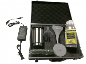 HEADLIGHT RESTORATION KIT WITH POLYMERIZATION FINISH